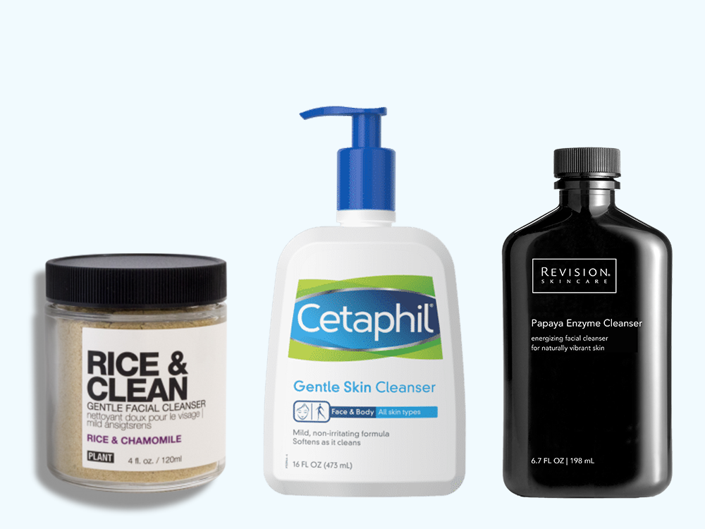 The Best Cleansers For Every Skin Type, According to Top Doctors featured image