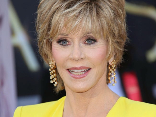 Jane Fonda Doesn't Have to Fight for the Limelight featured image