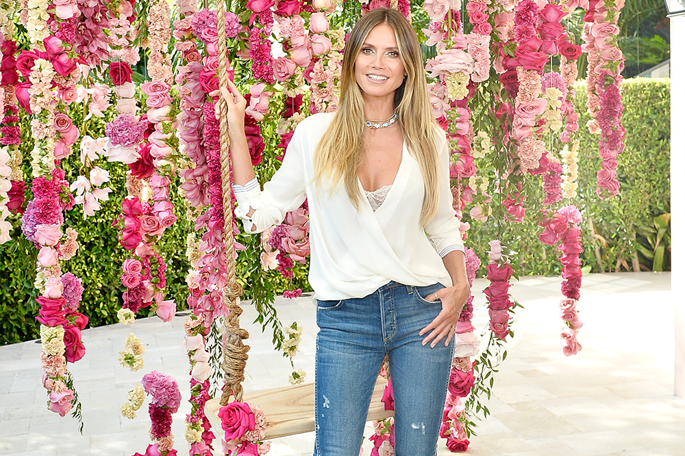 What Heidi Klum Does Every Night to Keep Her Breasts 'Looking Good' featured image