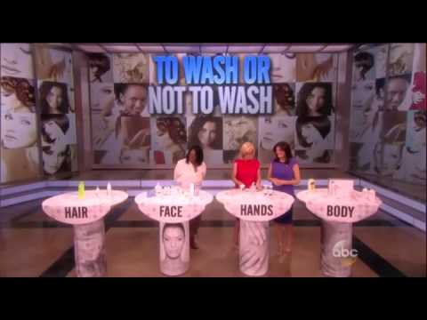Dr. Day on The View – When and How to Wash and Care for Every Part of Your Skin featured image