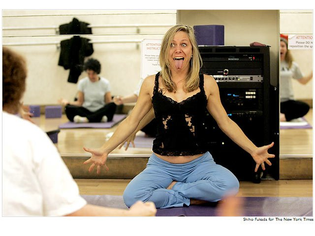 Yoga In Lieu Of A Facelift? featured image