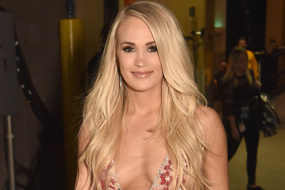 Why Carrie Underwood's Recent Facial Surgery Is Causing So Much Controversy featured image