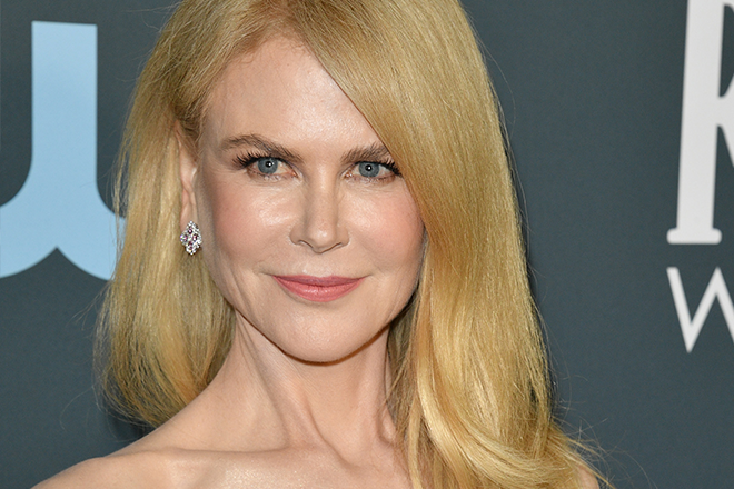 This $17 Drugstore Serum Is the Secret to Nicole Kidman's Flawless Red Carpet Skin featured image
