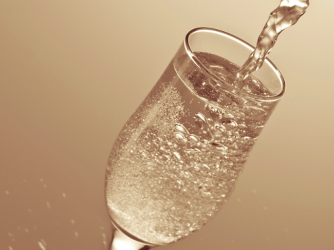 Pop Some Bubbly to Tone Your Skin featured image