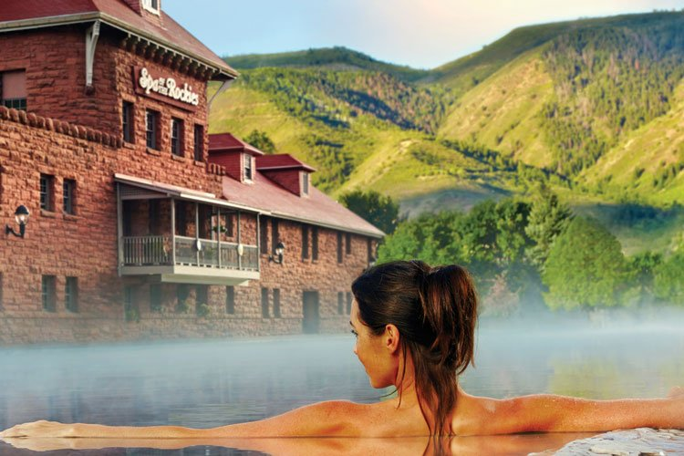 Spa of the Rockies