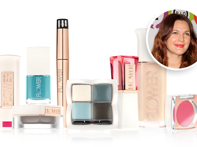 Drew Barrymore Debuts New Makeup Line featured image