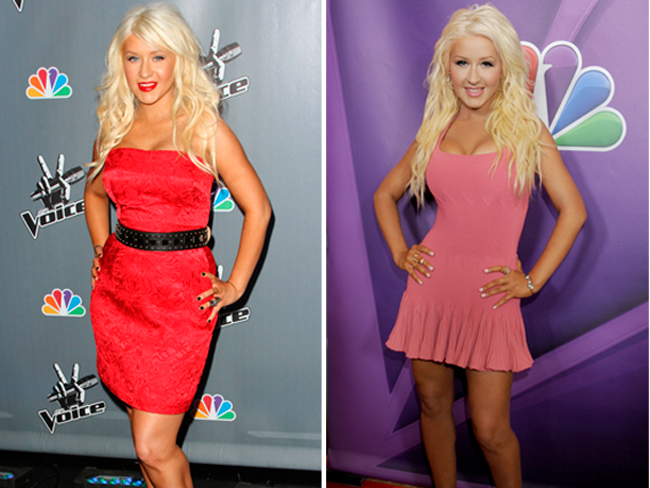 How Christina Slimmed Down featured image