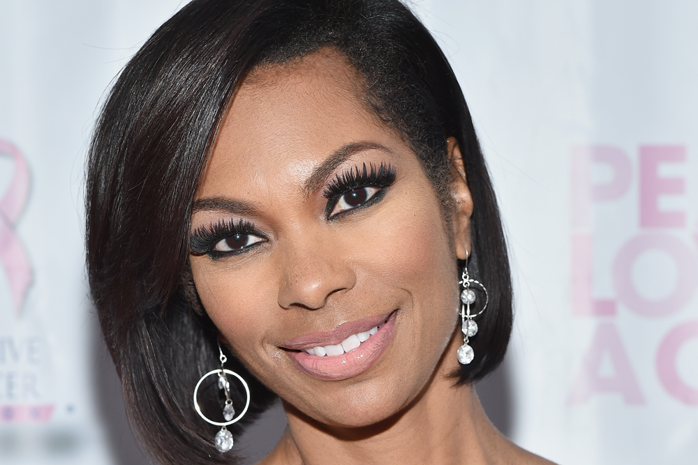 Harris Faulkner Reveals the Secret to Her Always-Perfect Eye Look and the Skin Care Products That Keep Her Camera-Ready featured image