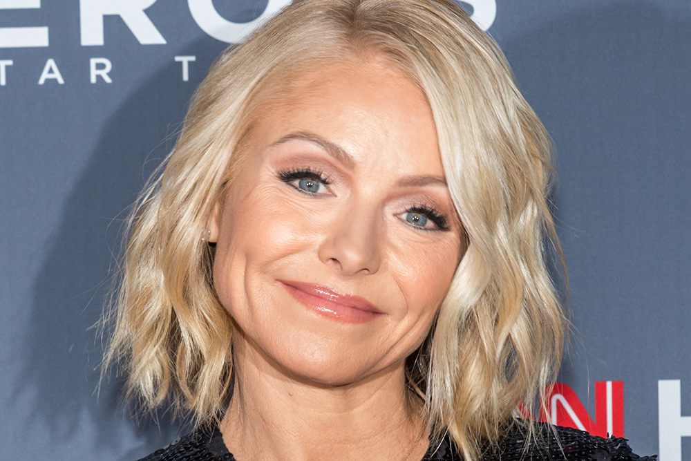 All the Healthy Foods Kelly Ripa's Trainer Keeps in Her Fridge featured image