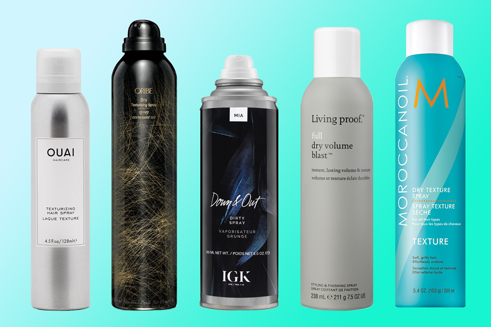 Dry Texture Sprays Are the New Products That Will Change Your Hairstyle for the Better featured image
