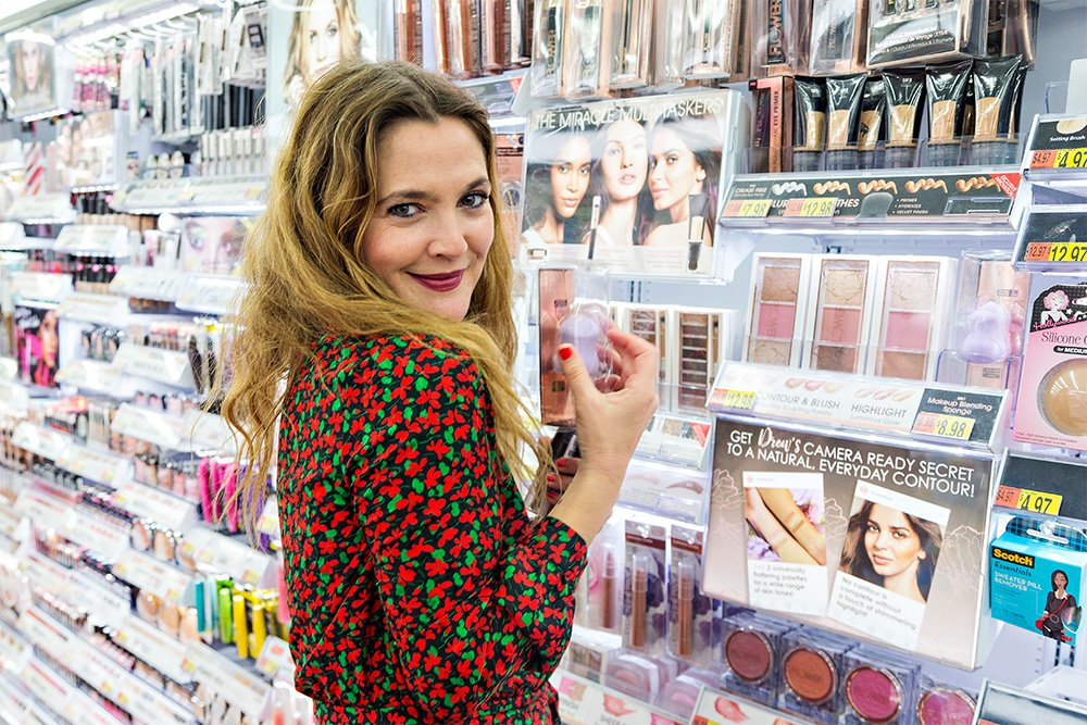 Drew Barrymore Shows the Beauty Struggle Is Real with Her Latest Makeup-Free Selfies featured image