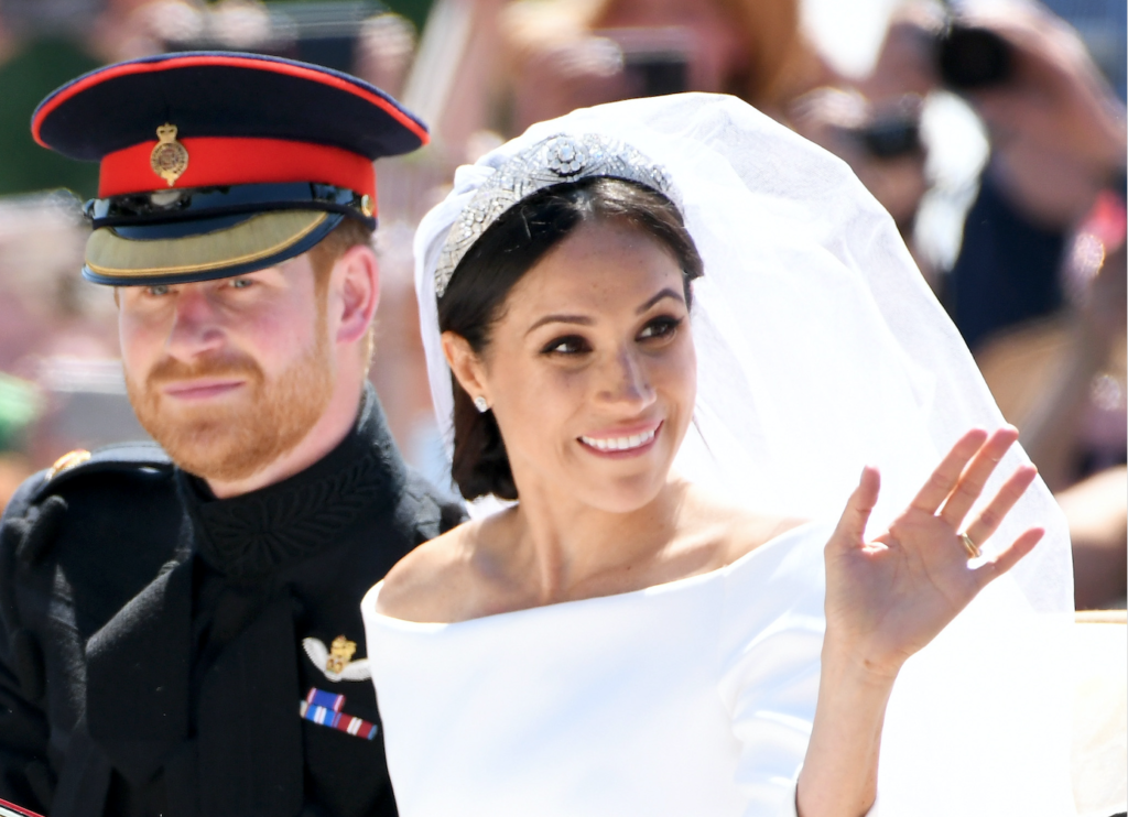 The One Major Way Meghan Markle's Wedding-Day Beauty Look Breaks With Royal Tradition featured image