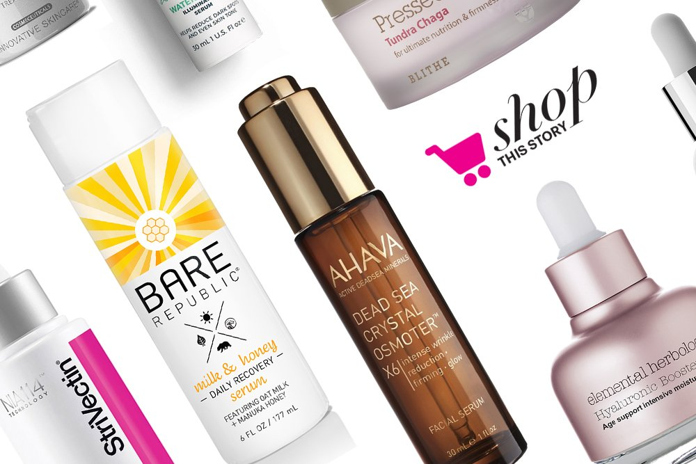 10 New Serums to Take Your Skin Into Summer featured image
