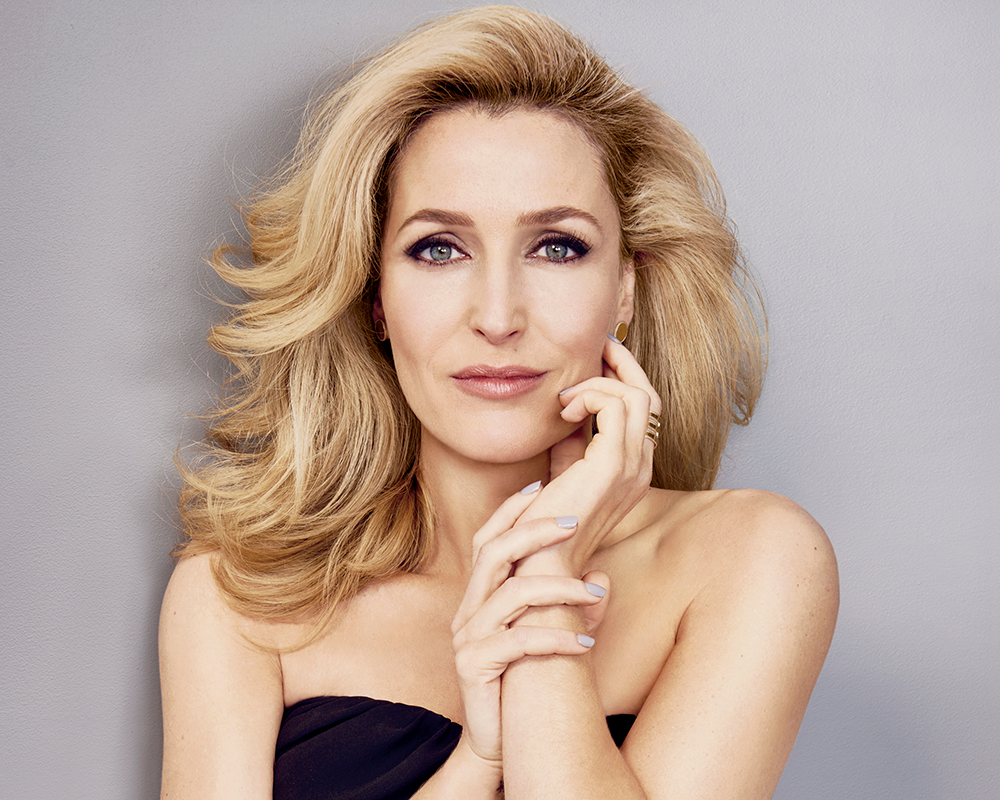 Gillian Anderson Sounds Off on Aging in Hollywood featured image