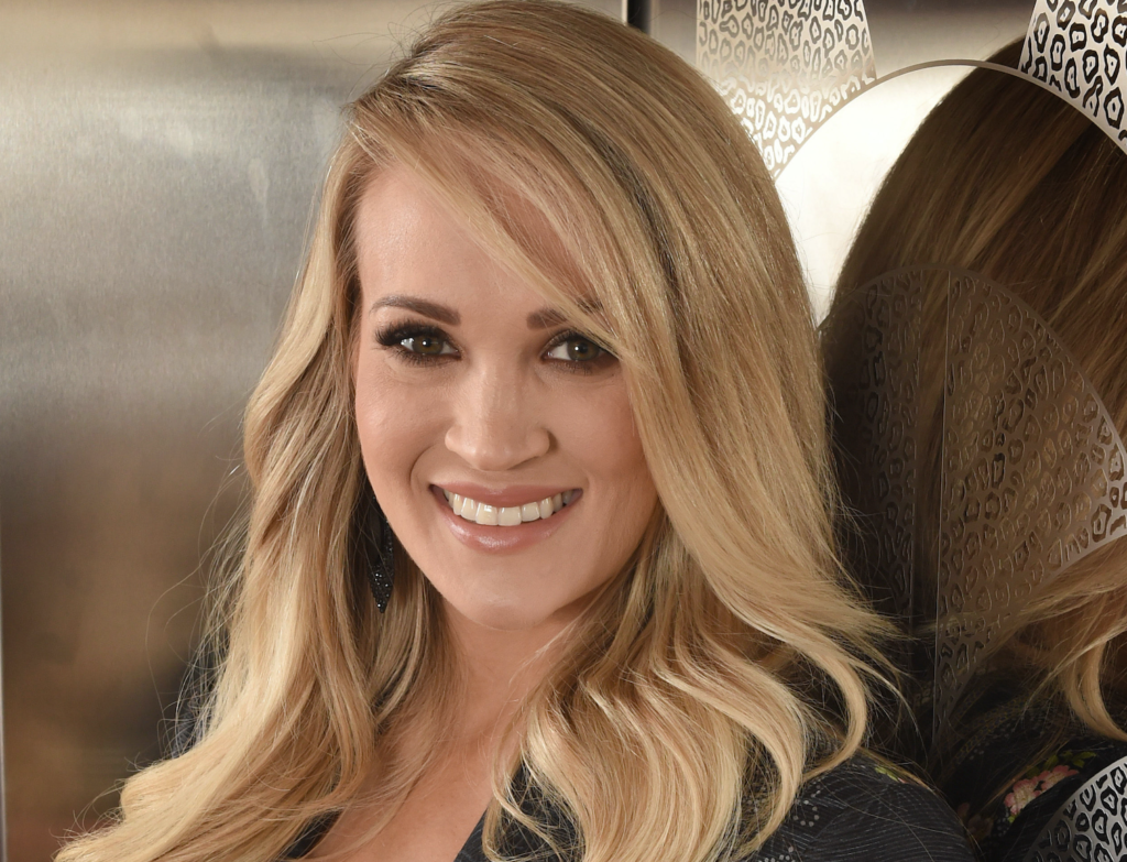 Carrie Underwood Shows Off Facial Scar on Instagram featured image