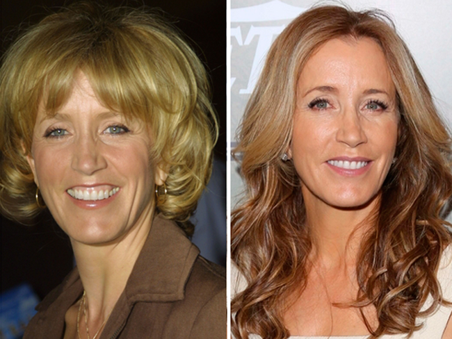 Felicity Huffman's Makeover: From Bland to Glam featured image
