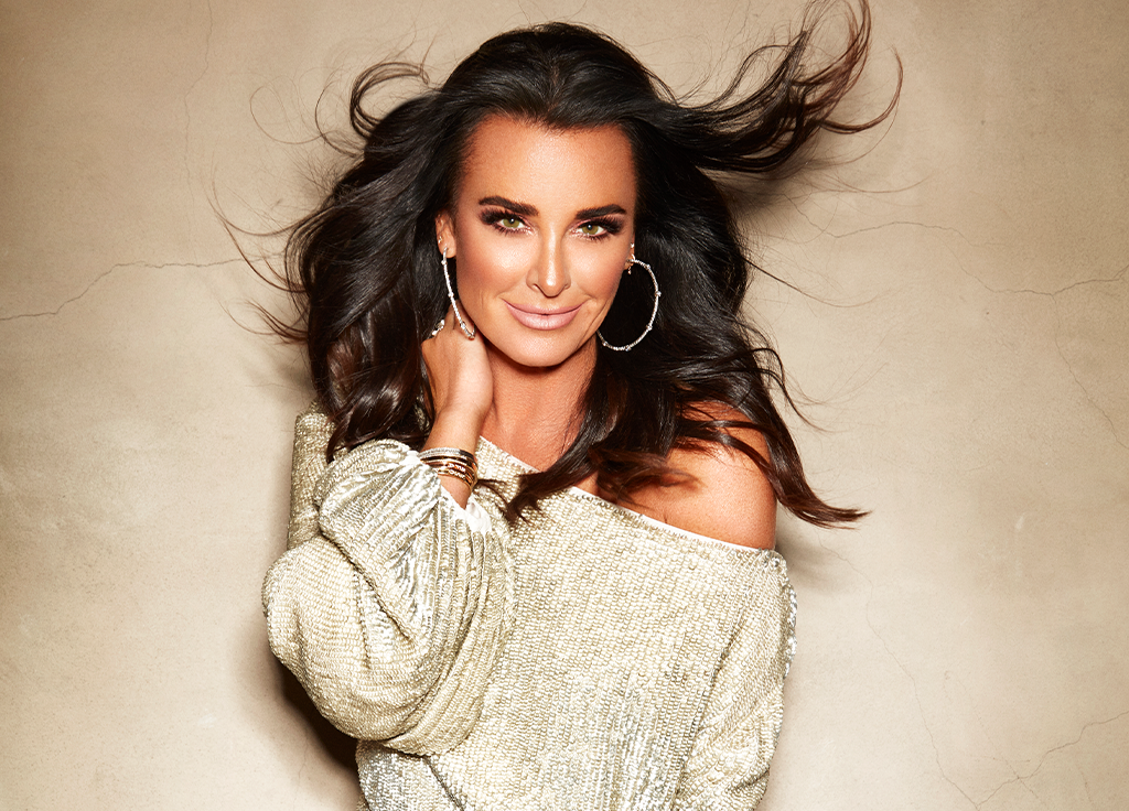 How Kyle Richards Is Dealing With Her Anxiety During the Pandemic featured image
