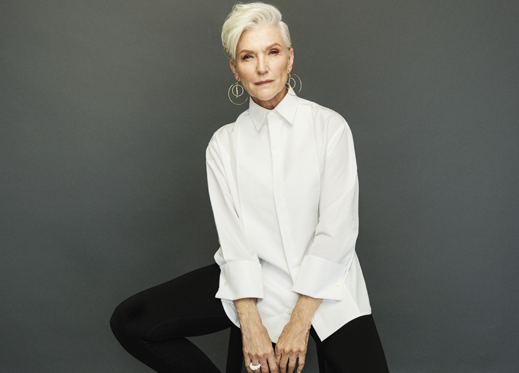 Maye Musk Talks Lipstick, Sunscreen, Modeling and Everything In Between featured image