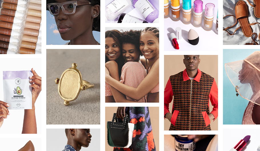 Pinterest Launched Its Newest Shop Collection and It Features Black-Owned Beauty Brands We Can't Wait to Try featured image