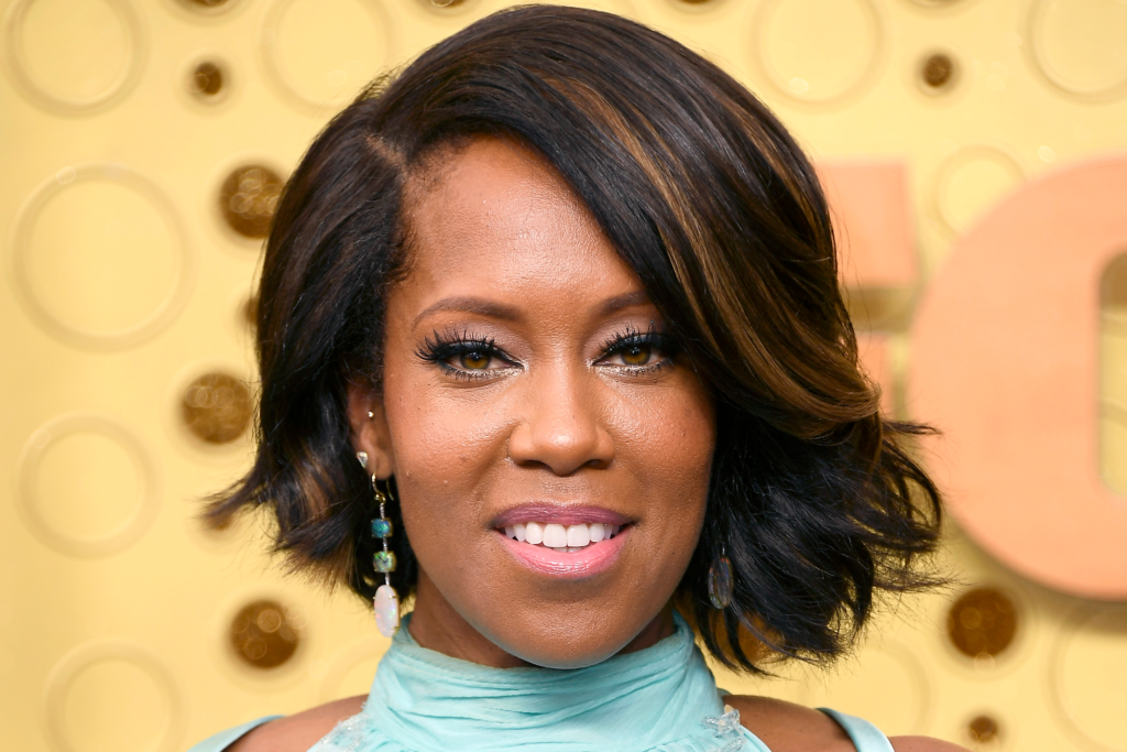 The Exact Products that Gave Regina King Her Virtual Red-Carpet Glow featured image