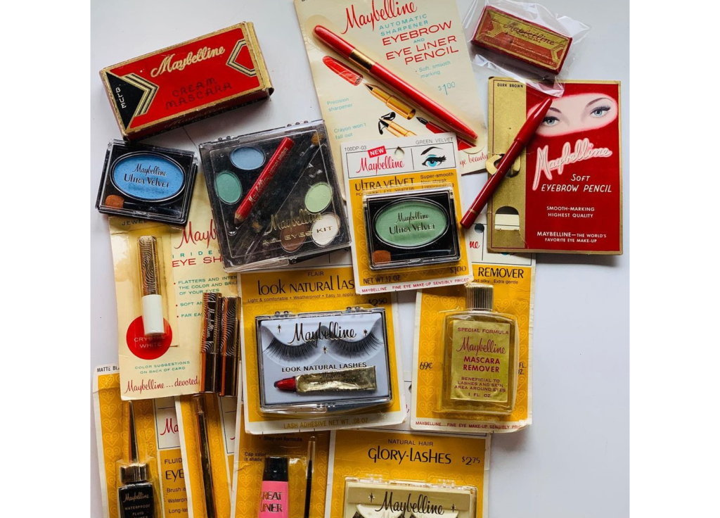 Inside Celebrity Makeup Artist Erin Parsons' Rare Vintage Makeup Collection featured image
