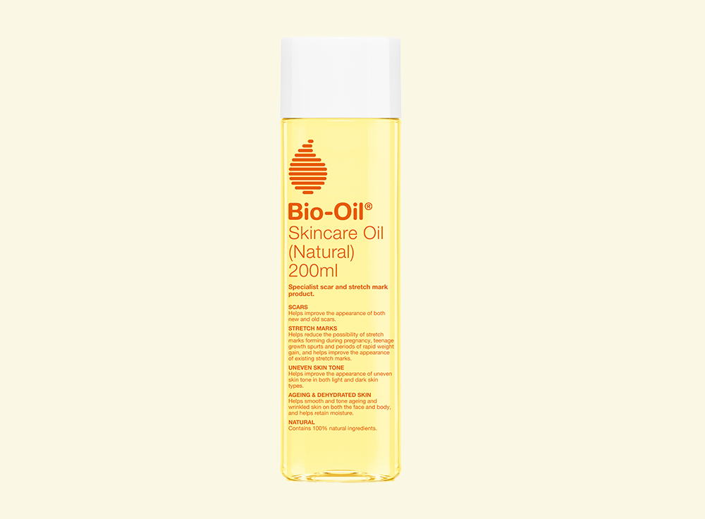 Amazon's Best-Selling Body Oil Now Comes in a Natural Version featured image