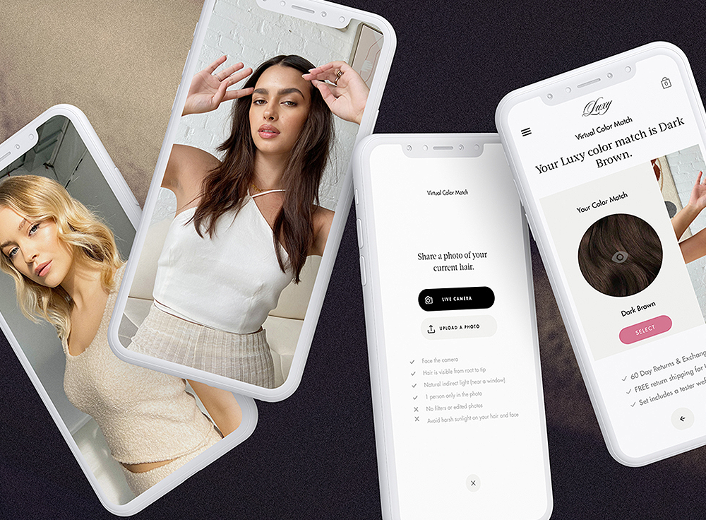 This New AI-Powered Virtual Tool Is a Game Changer for Anyone With Hair Extensions featured image